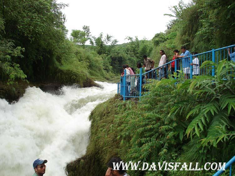 Devis Fall, Pokhara