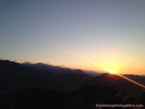Sunrise tour Sarangkot