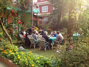 A lovely hotel with beautiful Garden at Lakeside Pokhara - New Pokhara Lodge