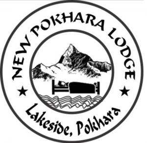 Logo of a Hotel New Pokhara Lodge