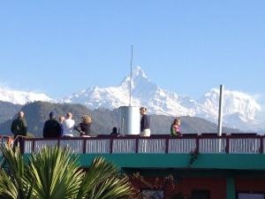 About us - New Pokhara Lodge